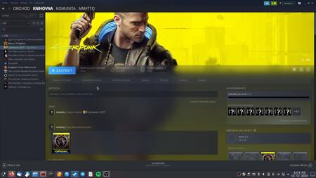 Jugar Cyberpunk 2077 en Linux es posible y solo necesitas estas dos cosas