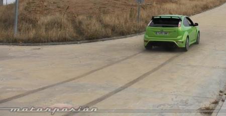 Ford Focus RS, prueba (parte 4)