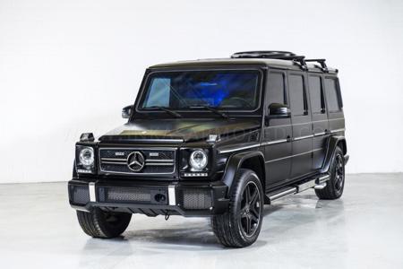 Inkas Mercedes-Beng G 63 AMG