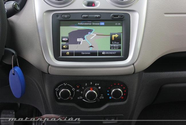 Dacia Dokker Navegador