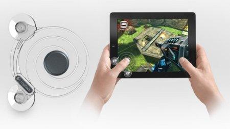 Logitech lanza un joystick con ventosas y tres teclados bluetooth para iPad