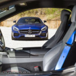 ¿Y si comparamos un Mercedes-Benz AMG GT S con un BMW i8? (Parte 1)
