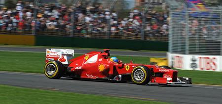 Fernando Alonso GP de Australia