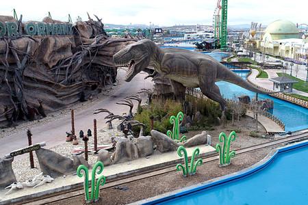 Wonderland Eurasia T Rex