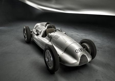 Auto Union Type D: la recuperación de un mítico bólido tras años de oscuridad