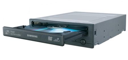 Grabadora Samsung Super-WriteMaster SH-S203N