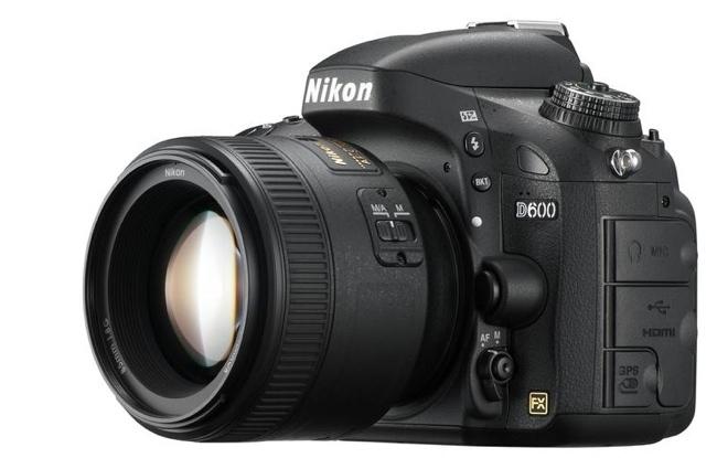 Foto de Nikon D600 (1/24)