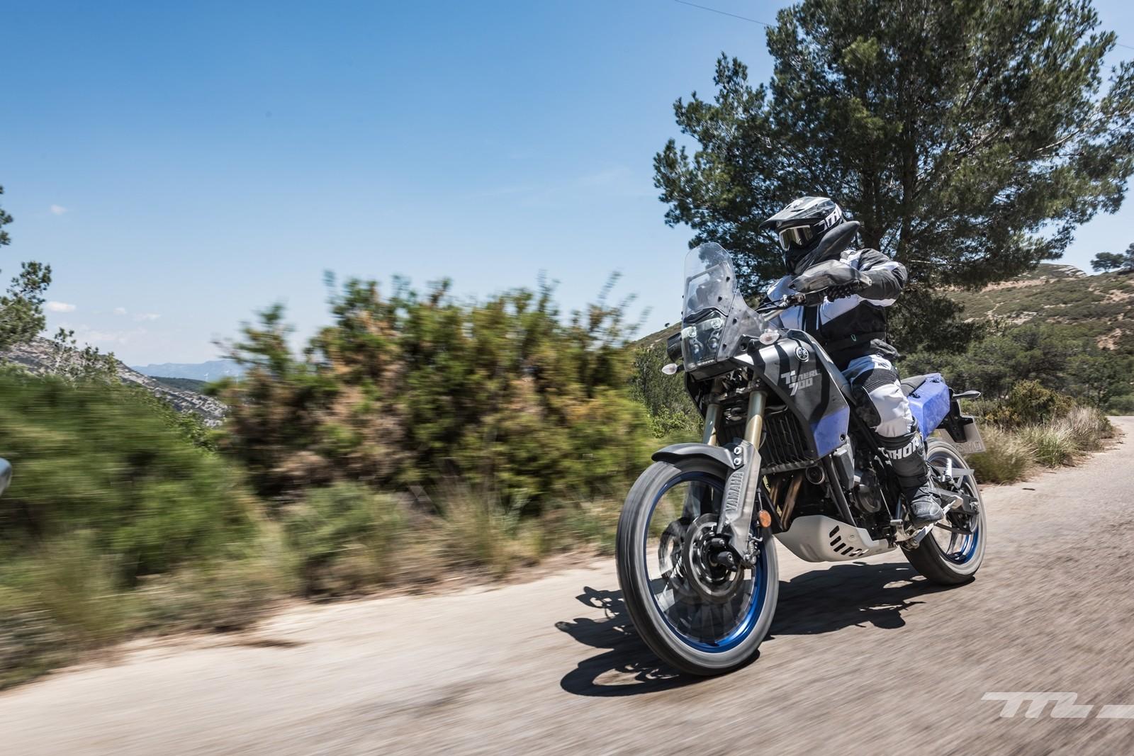 Foto de Yamaha XTZ700 Ténéré 2019, prueba (12/53)
