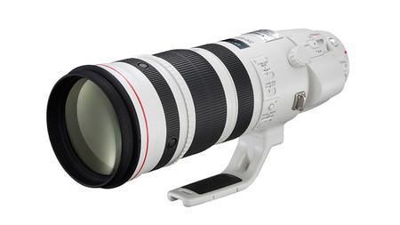 Canon presenta el nuevo objetivo EF 200-400 mm f/4L IS USM