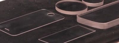 «El cristal de zafiro no es un buen material para proteger una pantalla», Tony Tripeny de Corning