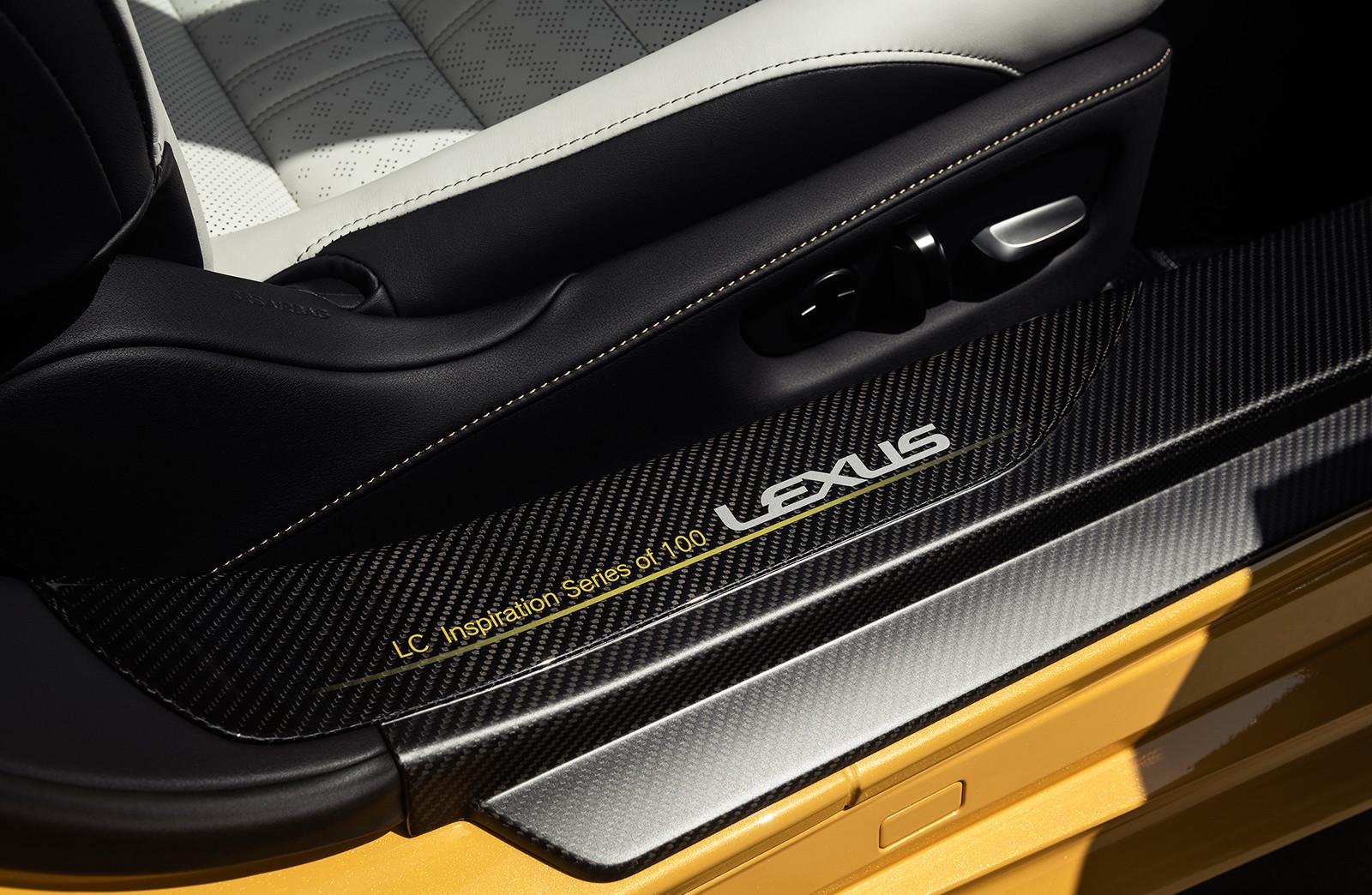 Foto de Lexus LC 500 Inspiration Series (2/14)
