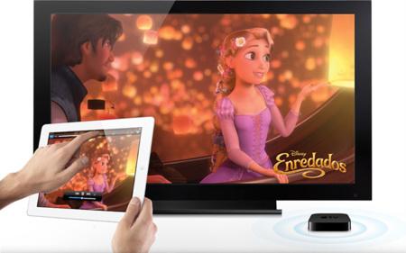 Enredados iPad