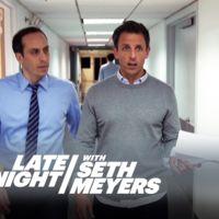 El sketch a lo Sorkin de Seth Meyers, la imagen de la semana