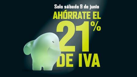 """Las mejores ofertas del """"Día sin IVA"""" de El Corte Inglés: edición especial de Cazando Gangas Junio 2018"""