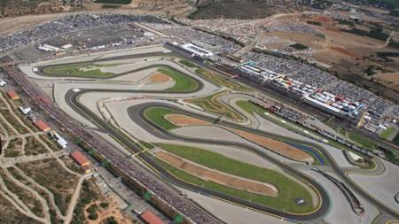 Circuit Valencia Bernat Martinez