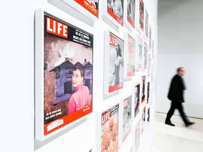 'Philippe Halsman ¡Sorpréndeme!' Las más completa retrospectiva del genio del retrato llega a Madrid