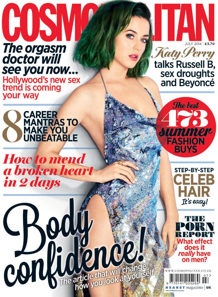 Foto de Katy Perry en Cosmopolitan (11/12)