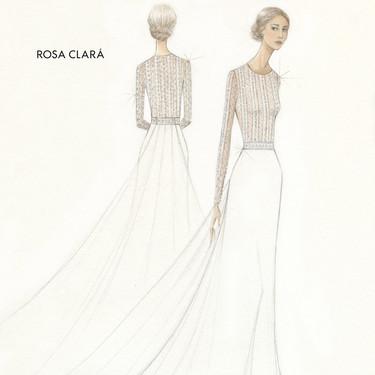 Rafa Nadal y Xisca Perelló ya son marido y mujer. Así es el vestido de la novia