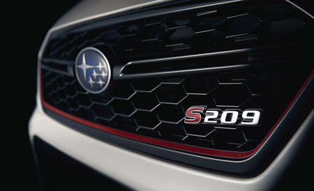 Subaru confirma el WRX STi S209 para el Salón de Detroit: primera versión S para Estados Unidos