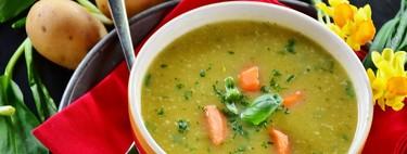 Cinco buenas razones para consumir más sopa esta temporada