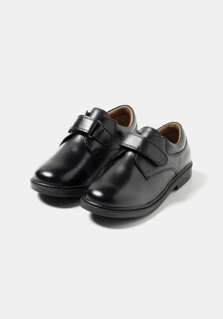 Zapatos colegiales de piel para Niño TEX