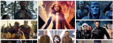Todas las películas de la saga 'X-Men' ordenadas de peor a mejor