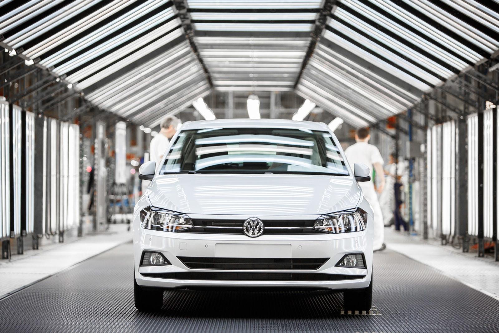 Foto de Volkswagen Polo 2018, toma de contacto (8/59)
