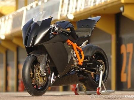 KTM prepara el asalto a Superbikes