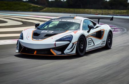 McLaren 570S Sprint: una máquina sólo para circuito