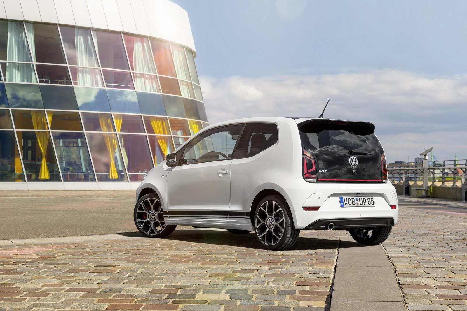 Foto de Volkswagen Up! GTI (12/17)