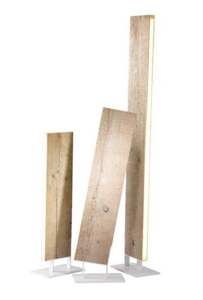 lamparas madera