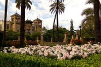 El Parque de María Luisa de Sevilla cumple cien años
