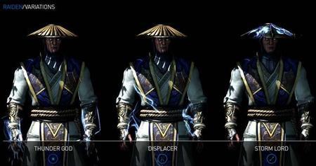 Los diferentes estilos de combate de Raiden en el nuevo video de Mortal Kombat X