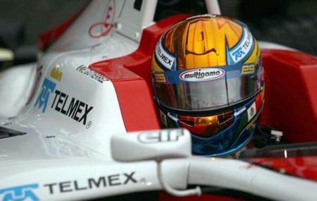 Esteban Gutiérrez competirá con Lotus ART en la GP2 en 2011