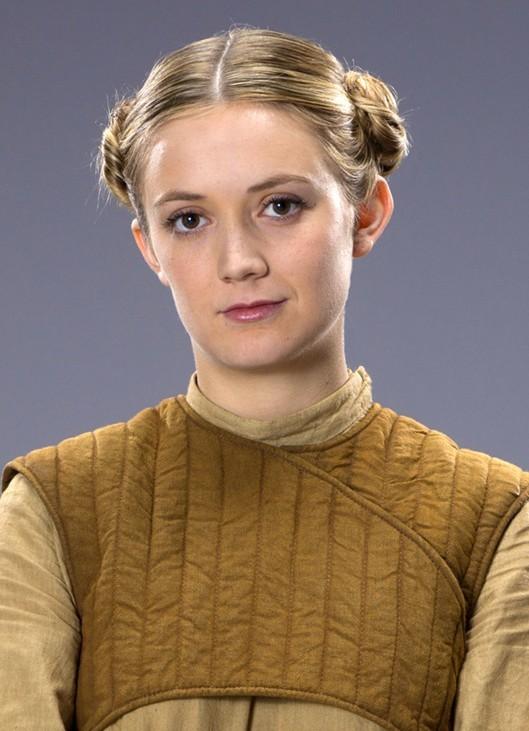 Los protagonistas de 'Star Wars: El despertar de la fuerza'