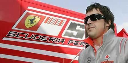 Fernando Alonso quiere pilotar para Ferrari