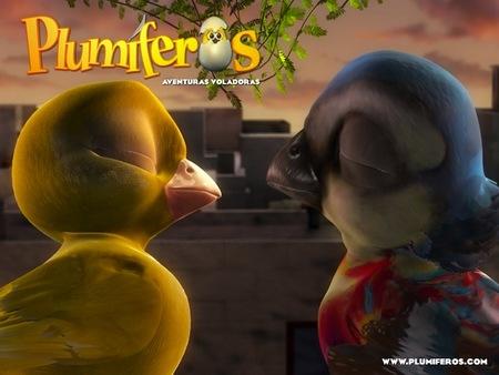 Estrenos de cine infantil: 'Plumíferos, aventuras voladoras'