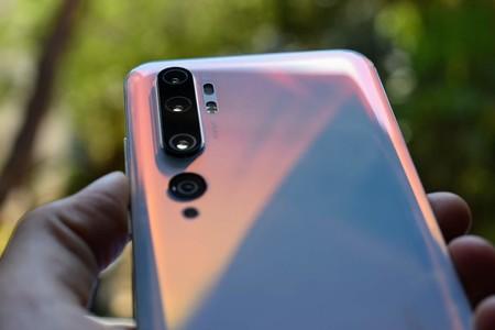 Xiaomi Mi Note 10 Analisis Diseno Acabado Colores