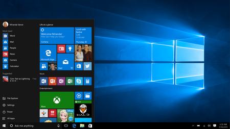 Esto es todo lo que trae la nueva Build 15002 de Windows 10 disponible desde hoy
