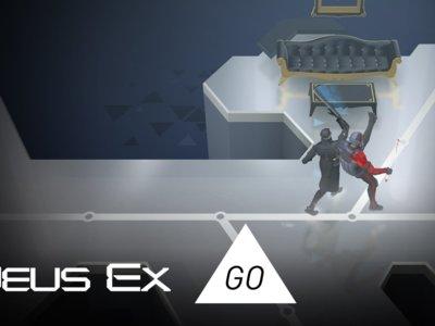 Deus Ex GO ya disponible en Google Play