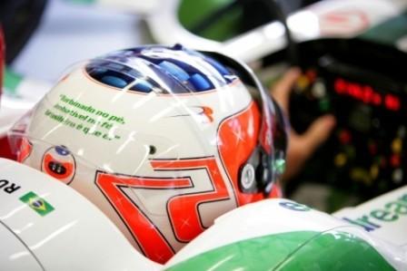 Rubens Barrichello, ¿con opciones en Toro Rosso?
