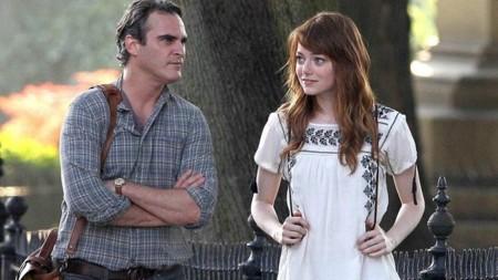 Joaquin Phoenix y Emma Stone en