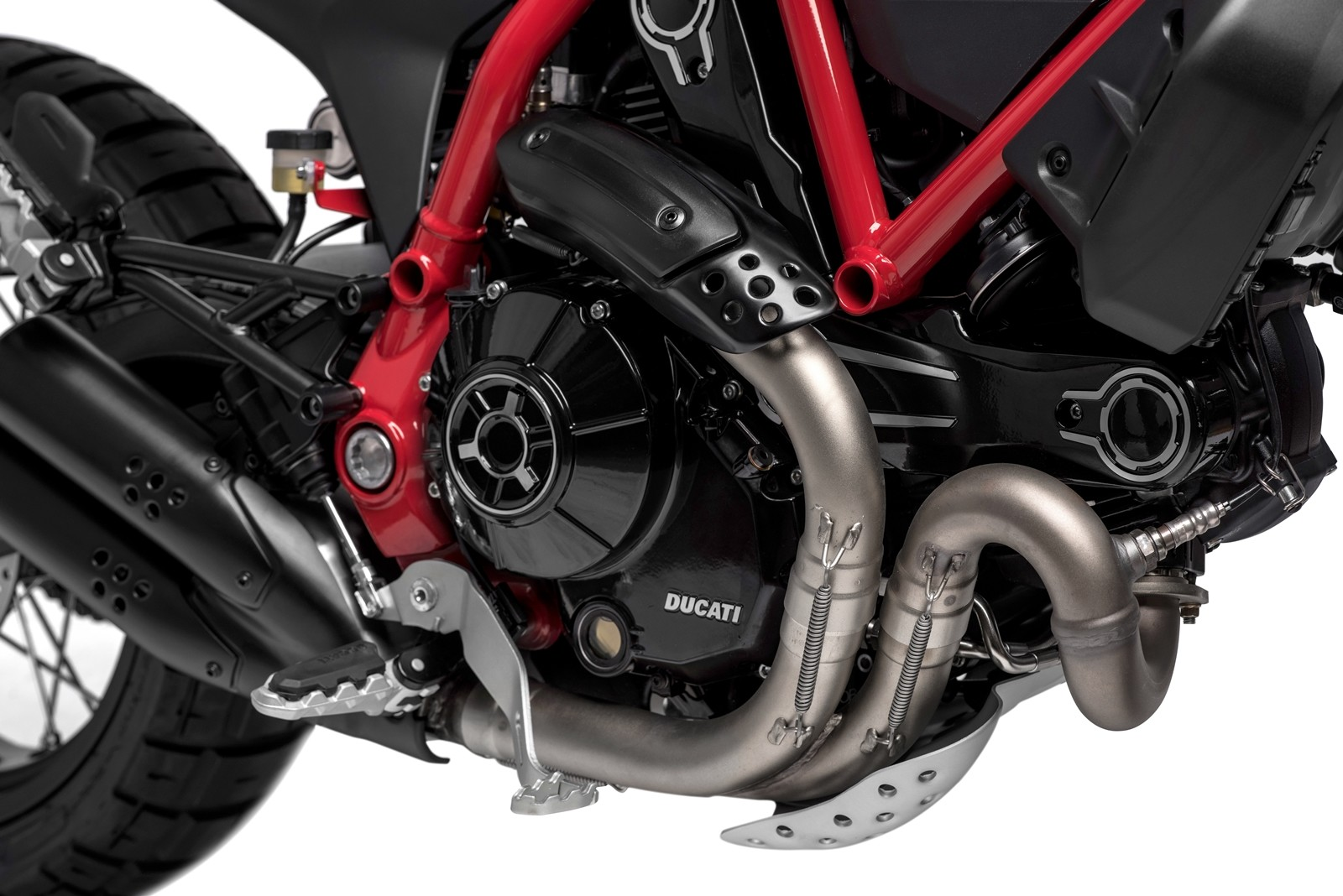 Foto de Ducati Scrambler Desert Sled 2019 (11/22)