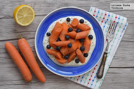 Zanahoriasarandanos