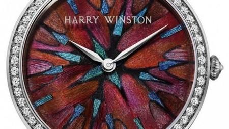 Harry Winston nos presenta su Premier Feather, lujo y savoir faire
