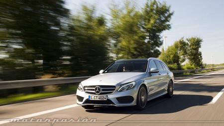 Mercedes-Benz Clase C Estate 2014, toma de contacto