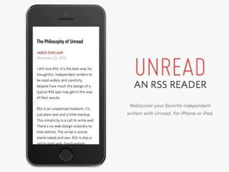 Unread, haciendo foco en el contenido