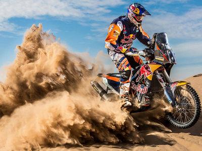 De Sudamérica a tu garaje. Las seis motos del Dakar 2017 están al alcance de tu mano o casi