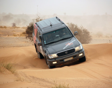 Desierto En Toyota 4x4 06
