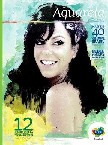Brasil: lanzan revista turística para el iPad con vistas al Mundial de Fútbol